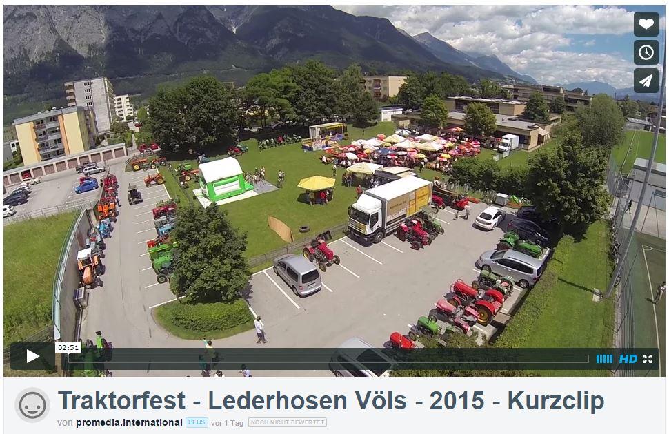 Die Videos vom Lederhosenfest 2015 sind online. Es werden zwei Fassungen (Kurz- und Langversion) zum Download bereitgestellt. Die Videos sindauch auf unserer Hompage (Medien) verlinkt. Hier die Links zum Download:…